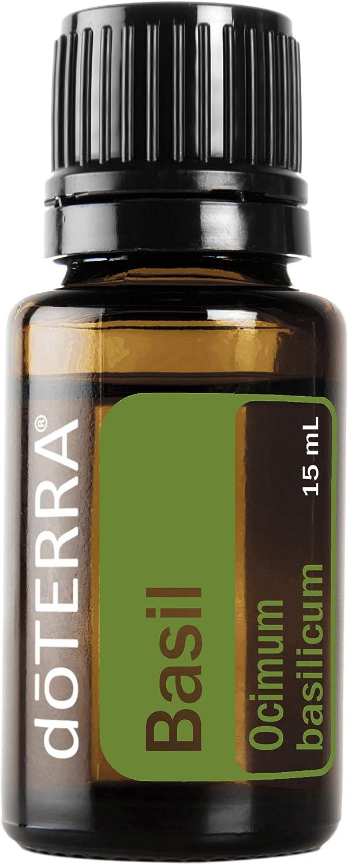 doTERRA - Basil Essential Oil - 15 mL
