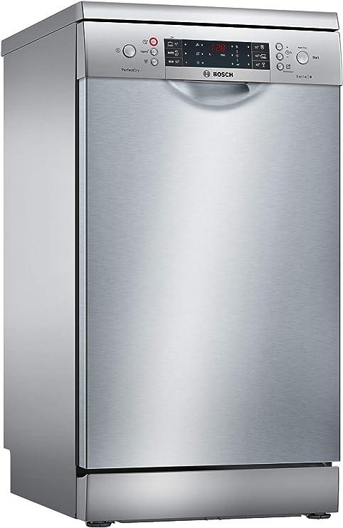 Bosch Serie 6 SPS66TI01E lavavajilla Independiente 10 cubiertos A ...