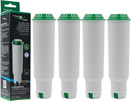 4 x FilterLogic CFL-701B - Filtro de agua reemplaza el cartucho ...