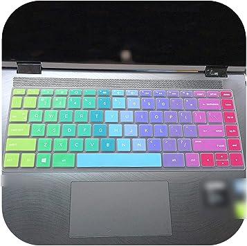 Protector de teclado para HP Pavilion X360 14-Baxxxx / X360 ...