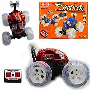 RC Dasher Stunt Vehicle Children's Toy Car Electric Twister