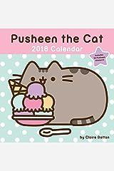 Pusheen the Cat 2018 Wall Calendar Calendar