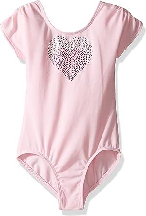 Details about  /NWT Jacques Moret Girls Pink Dance Leotard Tutu Ballerina Size 8-10 Size M