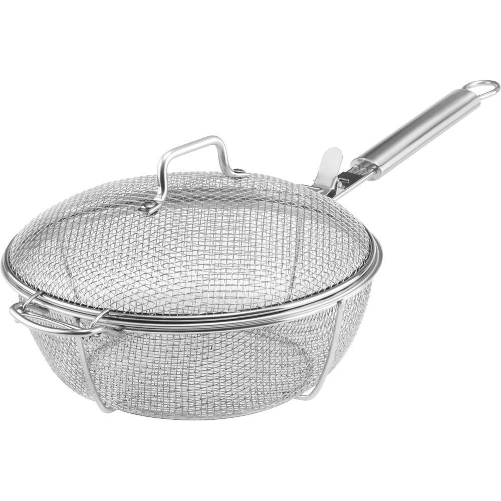 Maverick MGP-01CR Mesh BBQ Grill Chef's Pan by Maverick