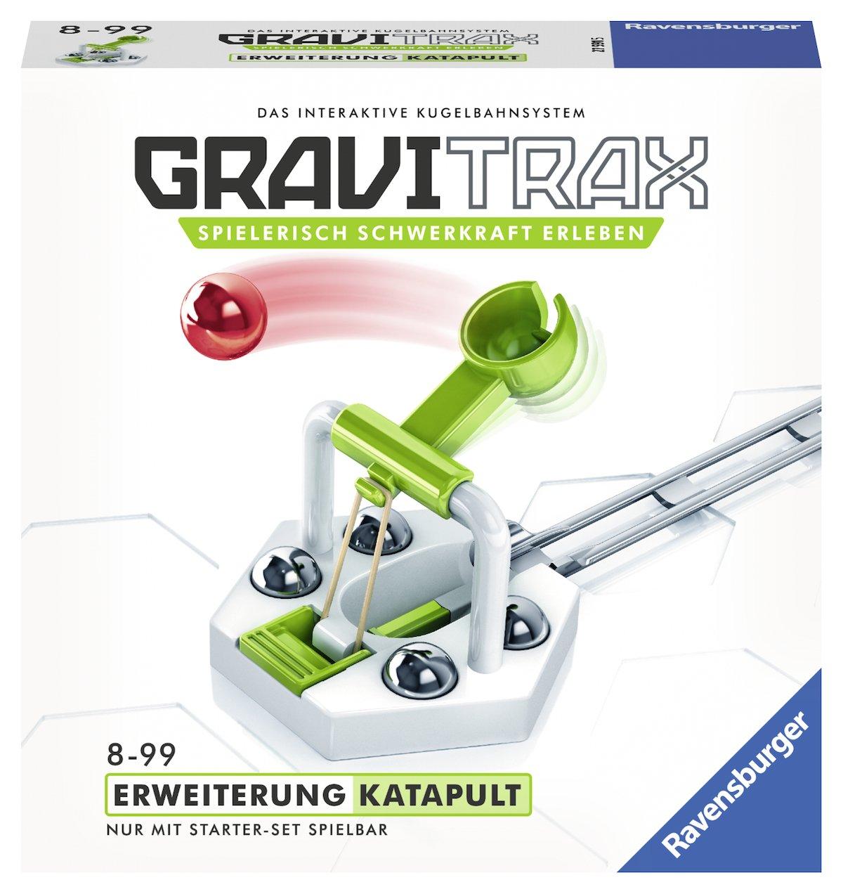 GraviTrax Ravensburger 27591 Katapult Konstruktionsspielzeug Ravensburger Spielverlag