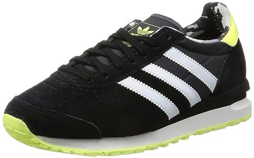 adidas Originals Marathon PT 85 EF W, baskets femme - Noir ...