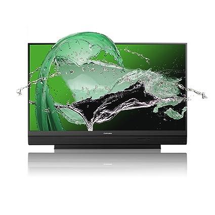 Lovely Mitsubishi WD 65638 65 Inch 3D Ready DLP HDTV (2010 Model)