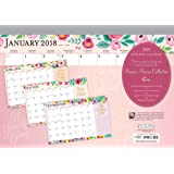 Bonnie Marcus Your Year To Bloom 2017 Desk Pad