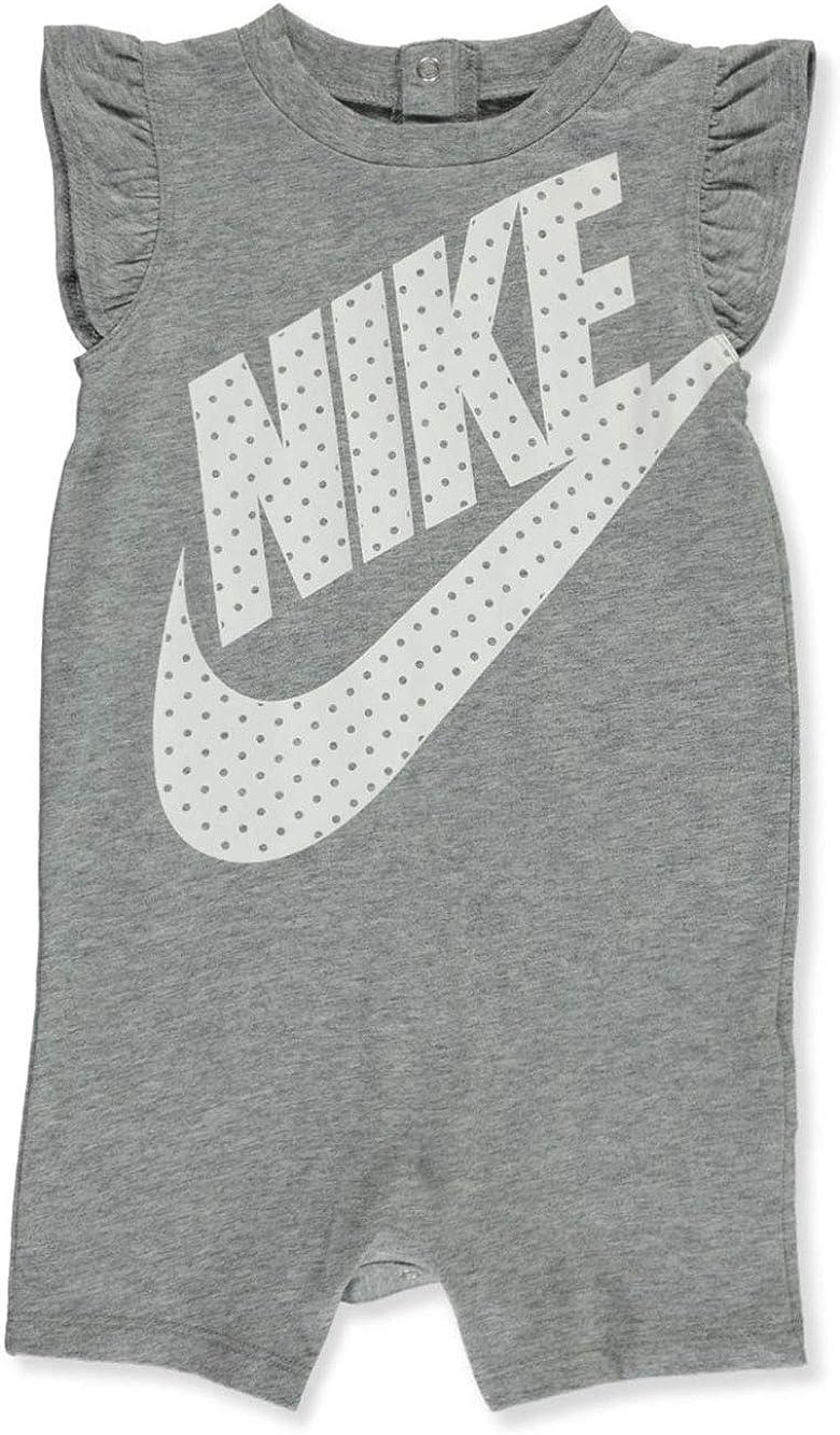 Amazon.com: Nike Baby Girls' Romper