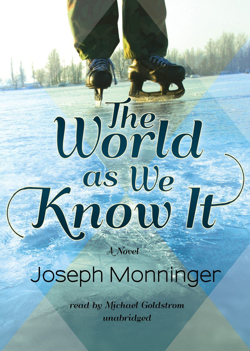 Amazon.com: The World As We Know It (9781470838416): Joseph Monninger,  Michael Goldstrom: Books