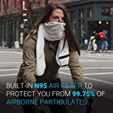 BioScarf - Cold Weather Scarf with Built-in