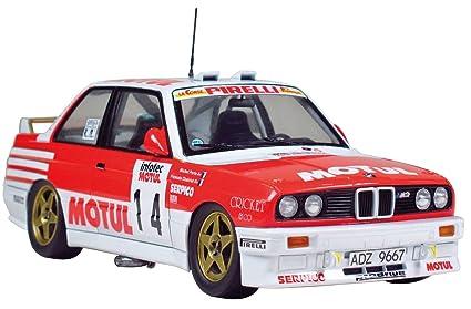 Amazon Com Aoshima 05061 Bmw M3 E30 89 Tour De Corse Rally