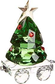 SWAROVSKI Tree Wagon Christmas Décor, Clear