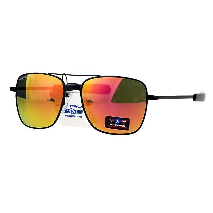 Amazon.com: Air Force anteojos de sol unisex aviador de ...
