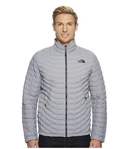 0000a195d3da Amazon.com  The North Face Men s Stretch ThermoBall Full Zip Jacket ...