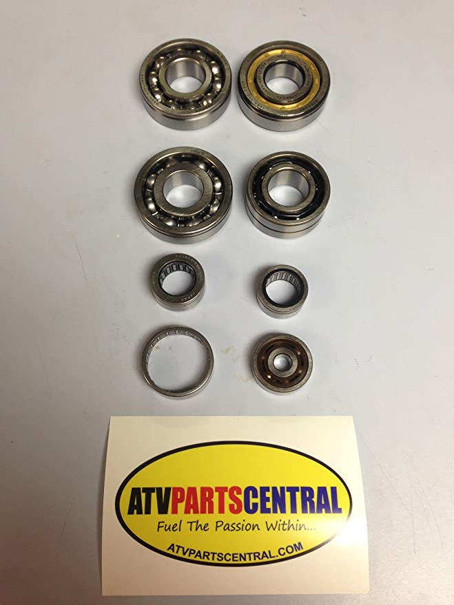Banshee Transmission Bearing Support and adapter plate