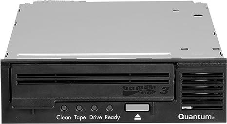 Quantum Corporation LTO-3 HH Unidad de cinta externa negro