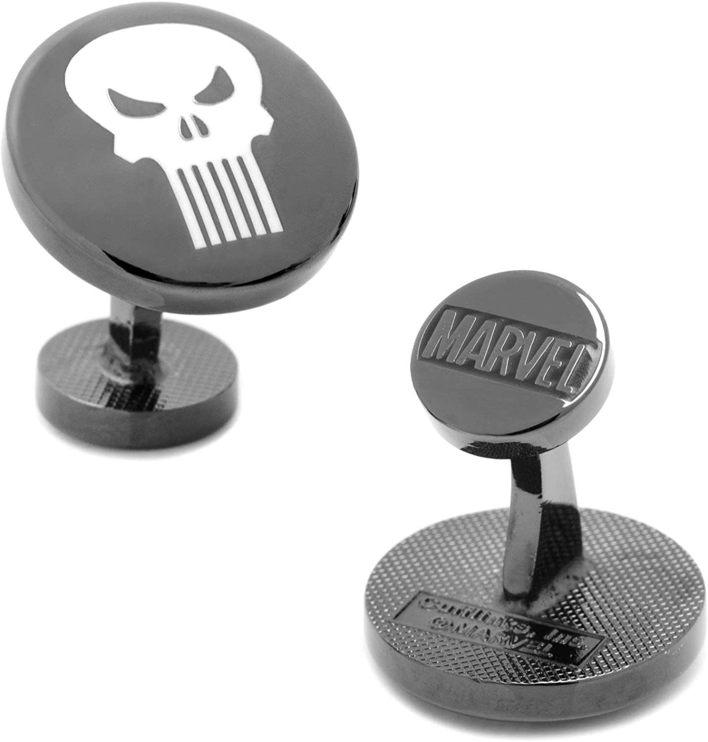 Marvel The Punisher Cufflinks, Officially Licensed