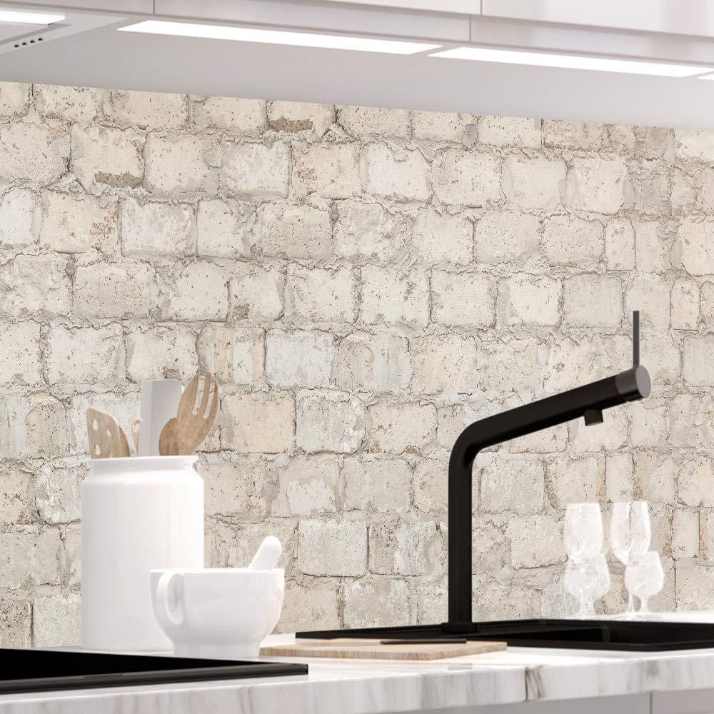 StickerProfis Küchenrückwand selbstklebend - OLIVEN - 1.5mm, Versteift, alle Untergründe, Hart PVC, Premium 60 x 280cm B07MNKFBYQ Wandtattoos & Wandbilder