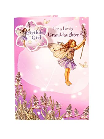 Flower fairies granddaughter birthday card amazon office flower fairies granddaughter birthday card bookmarktalkfo Image collections