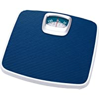 ZELENOR Bolt Analog weight Machine For Human Body, Full Iron Body Mechanical Weighing Scale (Multi Color)