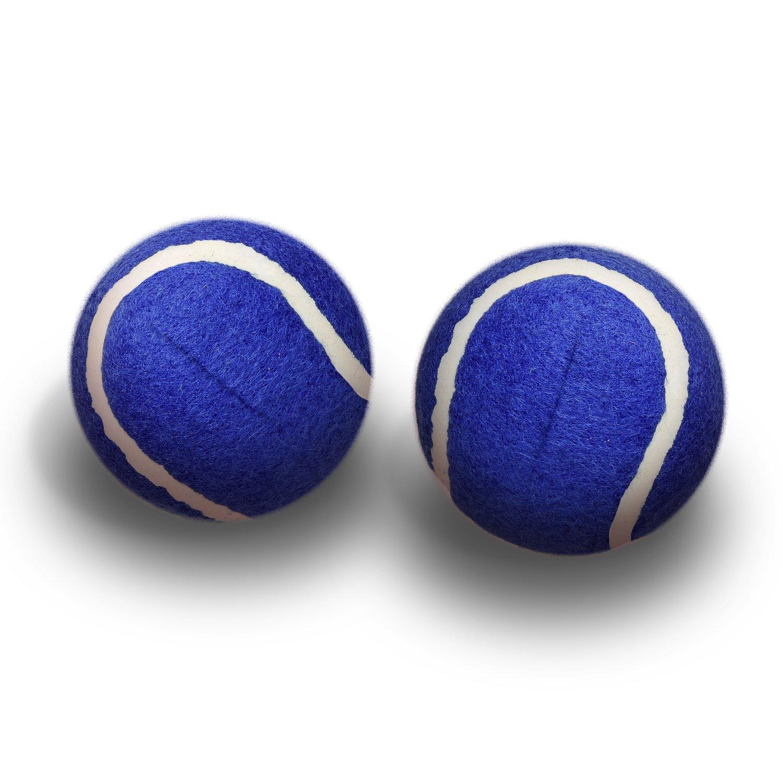 Top Glides Precut Walker Tennis Ball Glides - Dark Blue - 6 Pairs