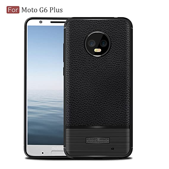 pretty nice adbfd 49691 Amazon.com: Moto G6 Plus Case, Moto G Plus (6th Generation) Case ...