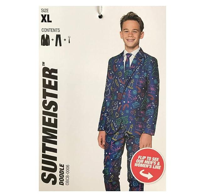 Amazon.com: Suitmeister Ugly Holiday - Traje de snowman para ...