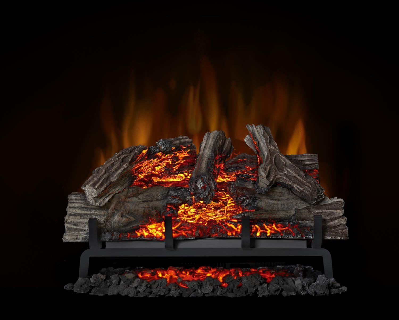 amazon com napoleon nefi24h woodland electric log set for