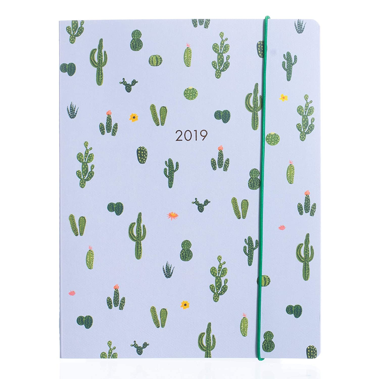 Cactus 2019 Planner, Architecture | Design by Waste Not Paper