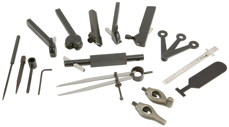20-Piece Woodstock D4090 Metal Lathe Tool Kit