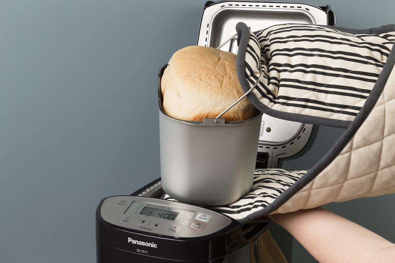 Panasonic SD-ZB2512KXC New Bread Maker 31 Programmes