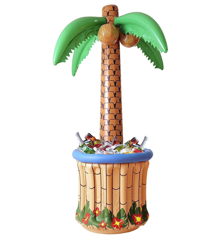 Mixed Juego de Enfriador de Hielo Hawaiano para Playa o Fiesta de ...