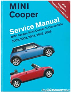 mini r56 factory service manual