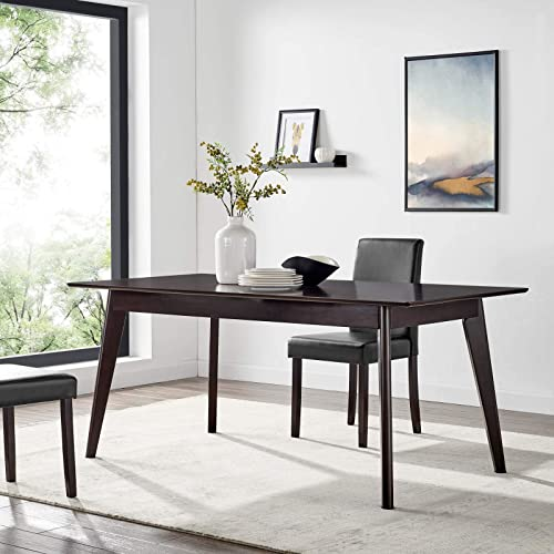 Modway Oracle 69″ Rectangle Dining Table