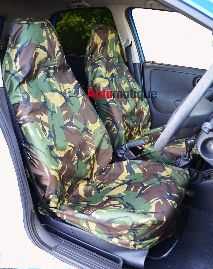 Car seat cover set wateproof camo auto-care hb1905 Autocare