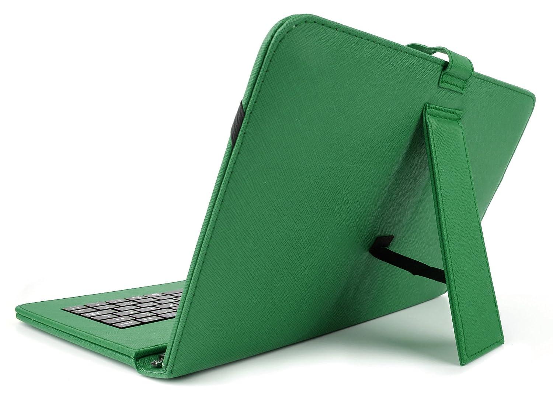 duragadget custodia ttastiera  DURAGADGET Custodia//Tastiera Rosa per Tablet di 7 - Connessione ...