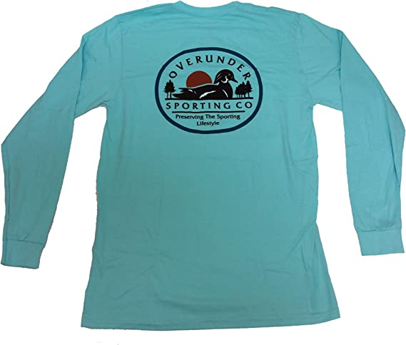 Over Under Long Sleeve Calm Waters T-Shirt