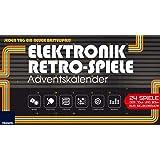 FRANZIS Elektronik-Retro-Spiele-Adventskalender 2018 | 24 Spiele der 70er und 80er zum Selberbauen | Jeden Tag ein neuer Bastelspaß | Ab 14 Jahren
