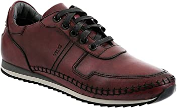 VÉLEZ Genuine Colombian Leather Sneakers For Men | Zapatos Deportivos De Cuero
