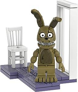 McFarlane Toys Five Nights at Freddy's Fun with Plushtrap Micro Set
