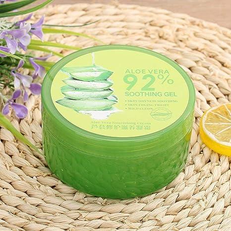 Aloe Vera Gel - Hidratante Natural Hidratante Nutritivo Aloe Vera ...