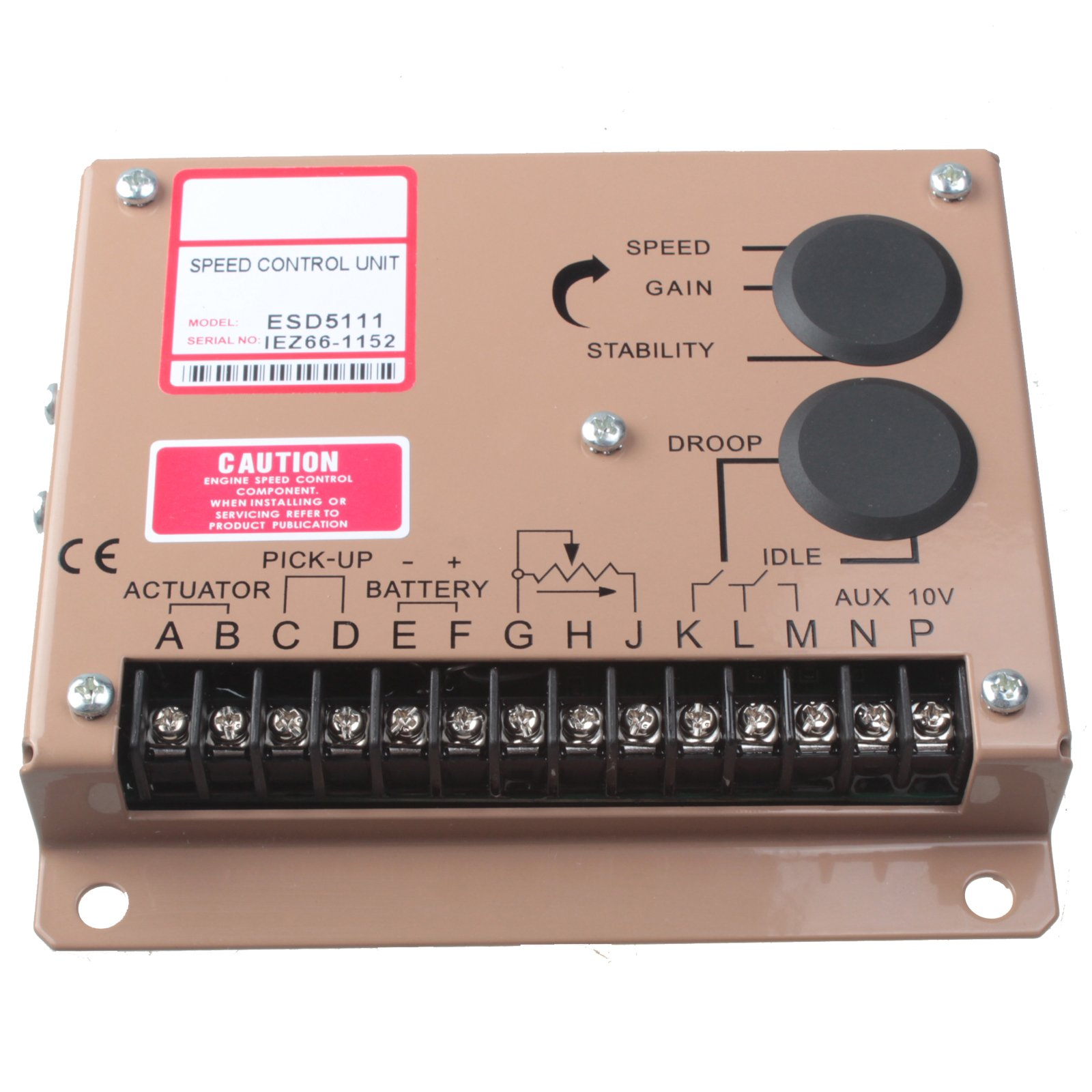 Friday Part Electronic Engine Speed Controller