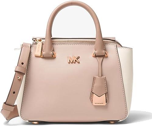 MICHAEL Michael Kors Nolita Mini Color Block Leather Bag