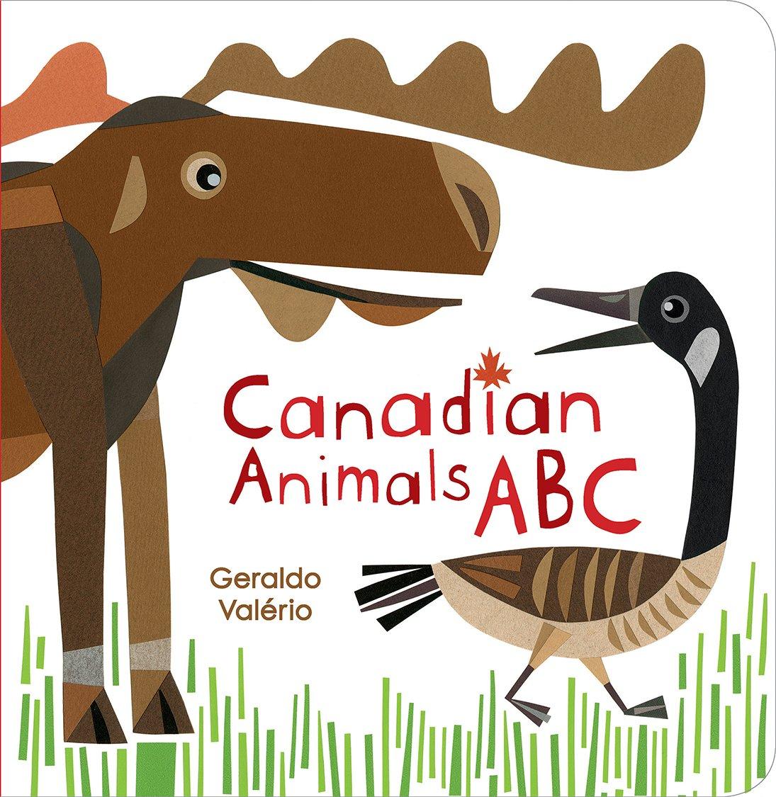 Canadian Animals ABC pdf