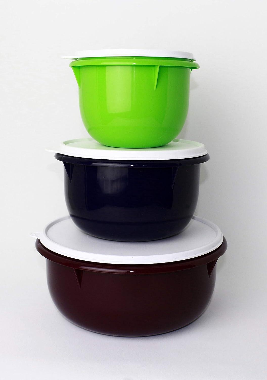 TUPPERWARE Pengschüssel Peng 3L Brombeere//Violett Rührschüssel