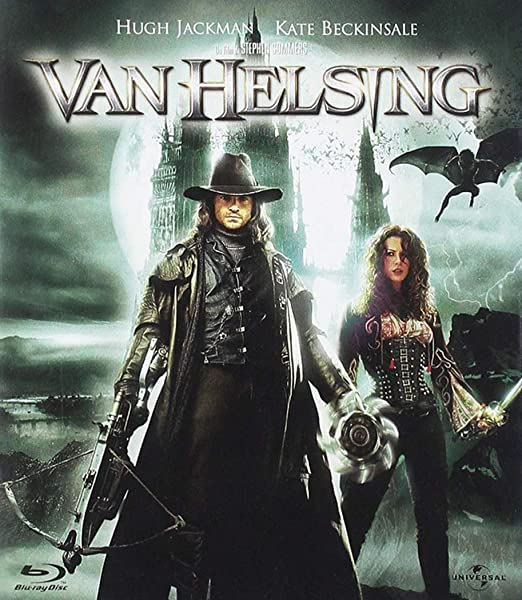 Van Helsing Amazon Co Uk Kate Beckinsale Robbie Coltrane Stephen Sommers Dvd Blu Ray