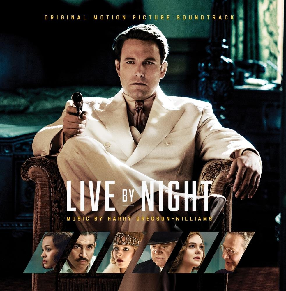 Live by Night: Original Motion Picture Soundtrack by WaterTower Music