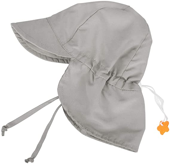 Amazon.com  SimpliKids UPF 50+ UV Ray Sun Protection Baby Hat w Neck ... d59a6c6056ed