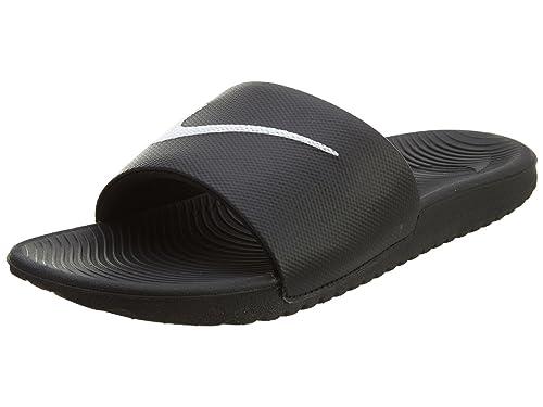 0fa5765af04970 Nike Kids  Kawa Slide (Gs Ps) Beach   Pool Shoes  Amazon.co.uk ...